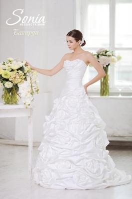 Платье Баккарди