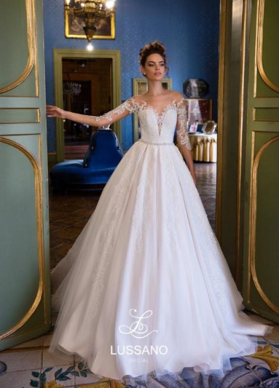 Платье BERTHA 18046