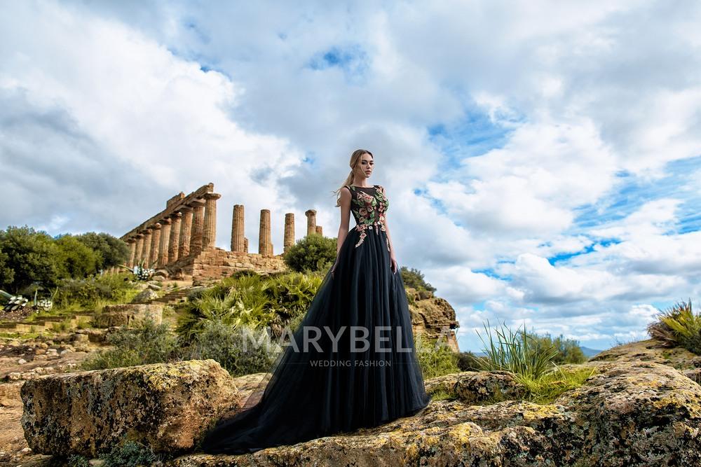 Платье E-018