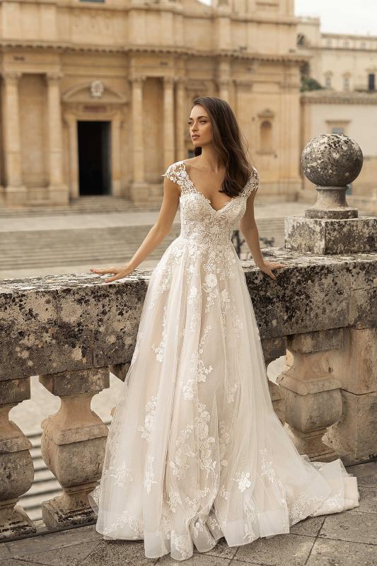 Платье LUSSANO BRIDAL RITA 21005