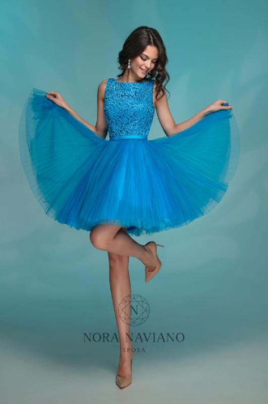 Вечернее платье 72765 TEAL