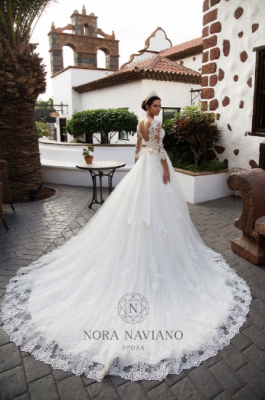 Свадебное платье SALLY 16477