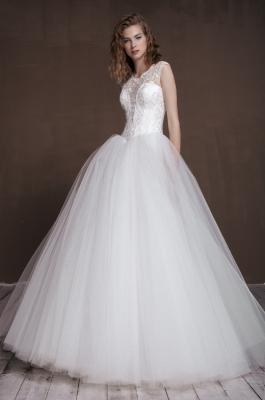 Свадебное платье СУМАХ