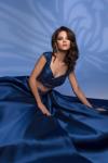 Вечернее платье 31069 NAVY