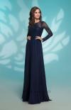Вечернее платье 72762 NAVY