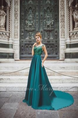 Вечернее платье 031