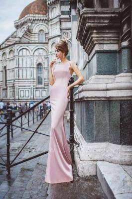 Вечернее платье 033