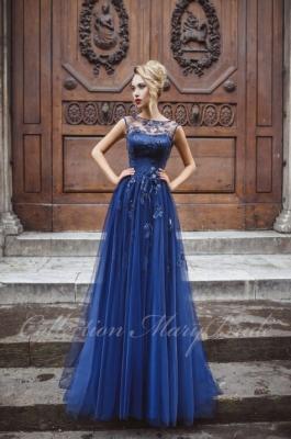 Вечернее платье 036